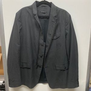 John Varvatos Dark Gray sportsjacket Italy 44
